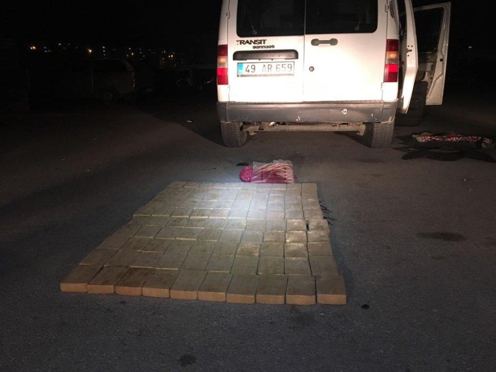 Van'da 51 Kilogram Eroin Ele Geçirildi