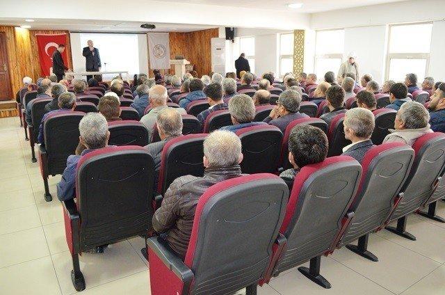İvrindi'de Bağımlılıkla Mücadele Semineri Düzenlendi.