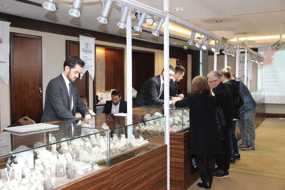 Altın Ve Mücevher Fırsat Günleri İstanbul'da Başladı
