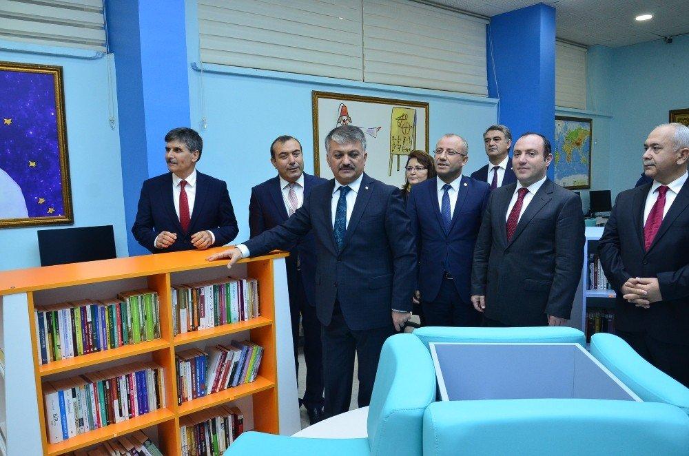 Tales Matematik Müzesi Balıkesir'de Açıldı