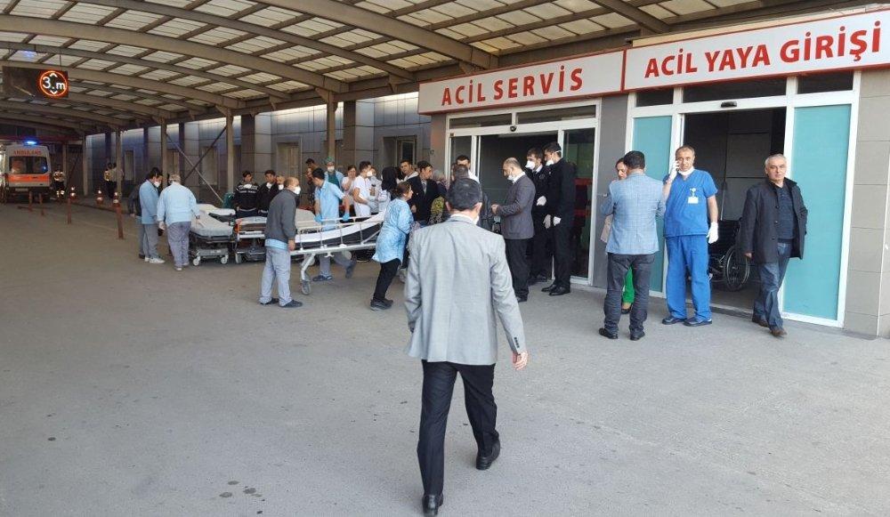 Boya Fabrikasında Patlama: 4 Ölü, 5 Yaralı