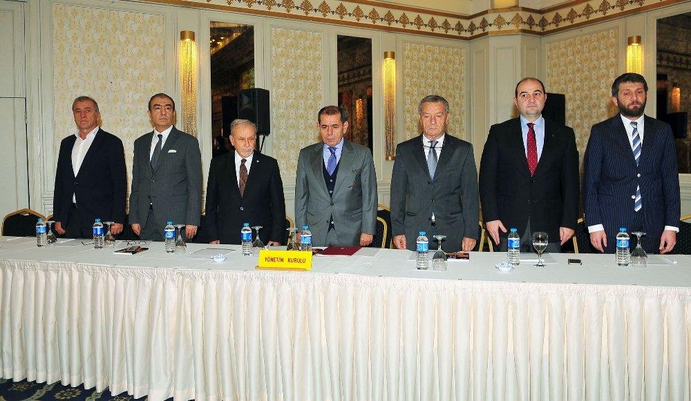 Galatasaray Kasım Ayı Olağan Toplantısı Başladı