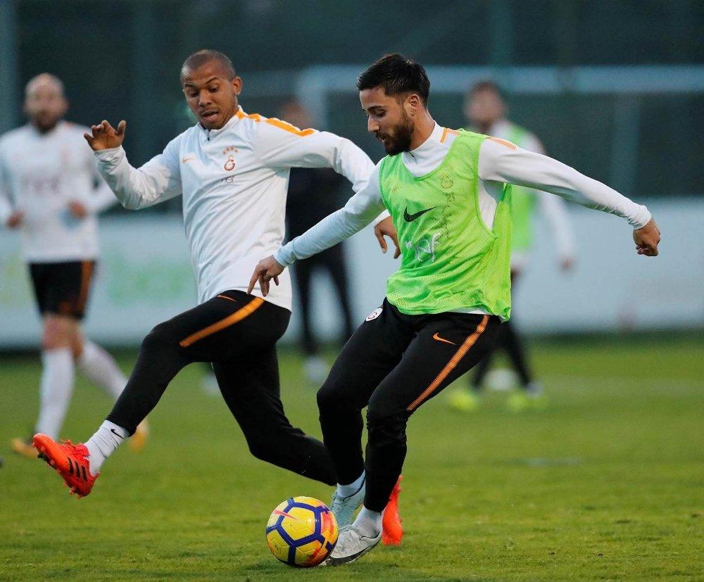Galatasaray 7 Eksikle Çalıştı