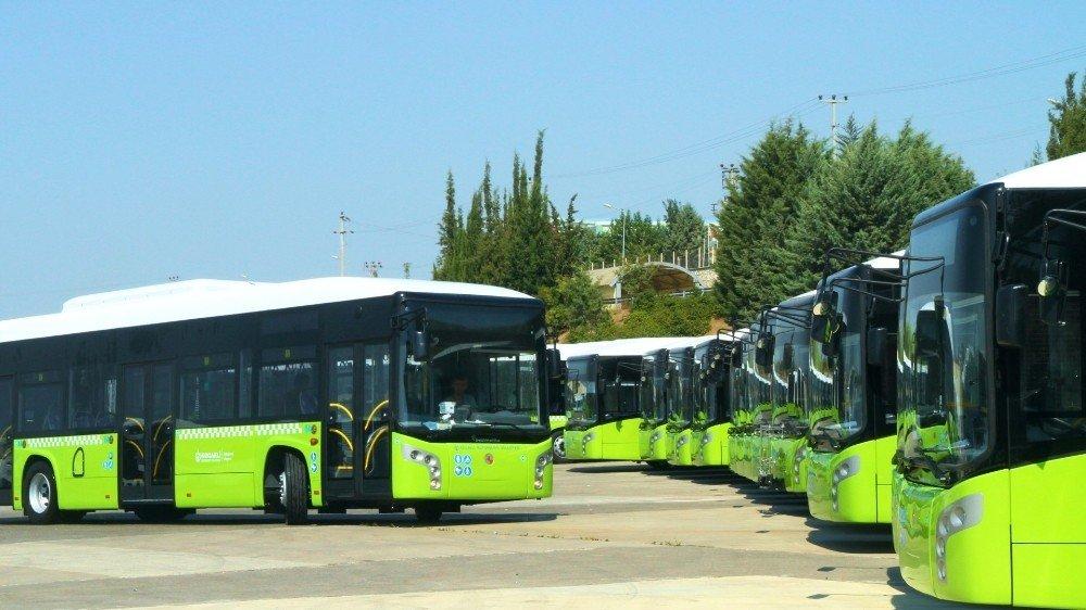 Kocaeli Büyükşehir'e Toplu Taşıma Alanında Birincilik Ödülü