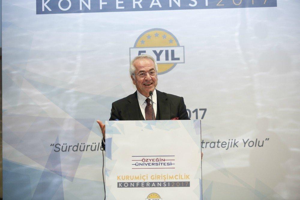 Kurumiçi Girişimcilik Konferansı İstanbul'da Düzenlendi