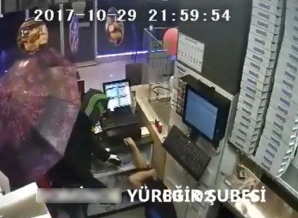 Pompalı Tüfekli Gaspçılar Zanlılar Yakalandı