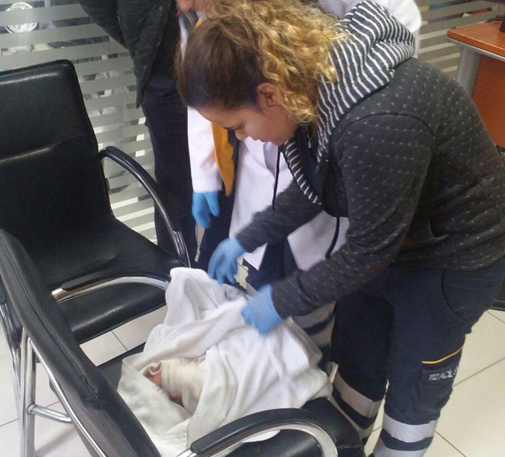 Otoparkta Bulunan Bebeğin Ailesi Aranıyor