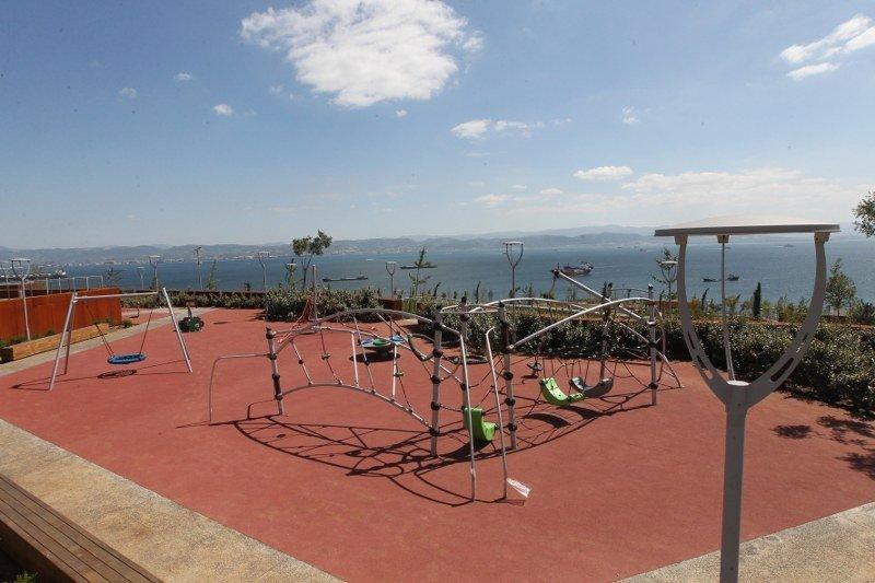 Gebze'nin Yeni Değeri: 'Macera Aksiyon Parkı'