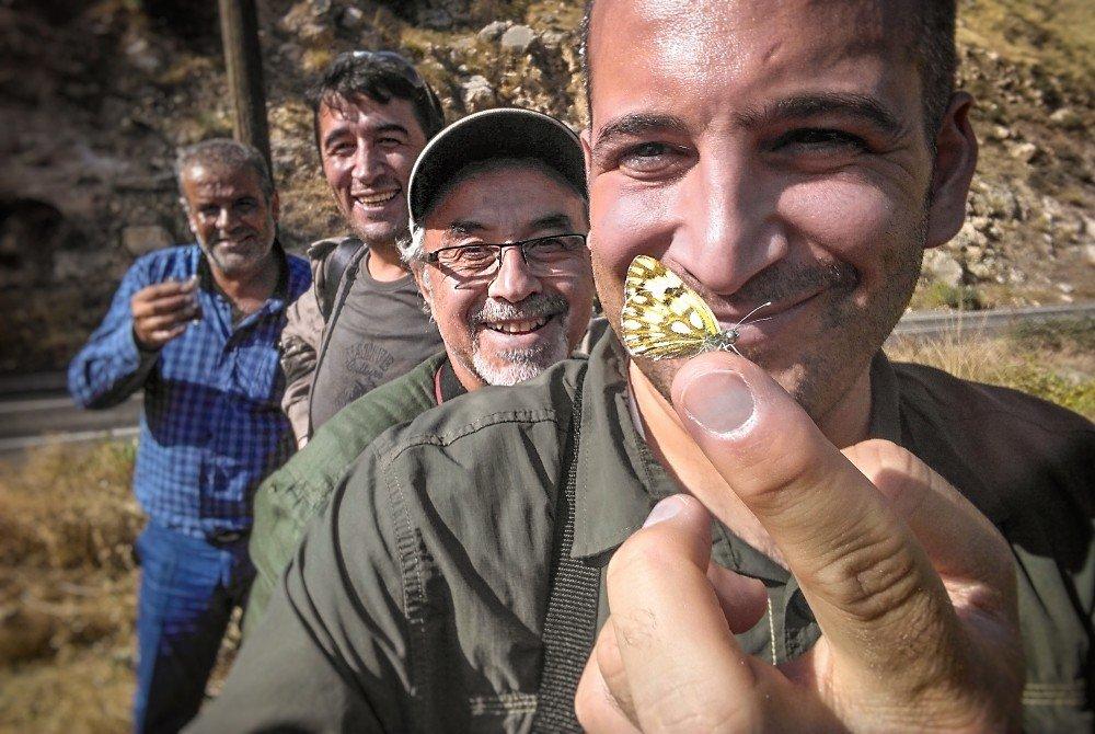 Siirt Beneklimeleği Türkiye'de İlk Kez Görüldü
