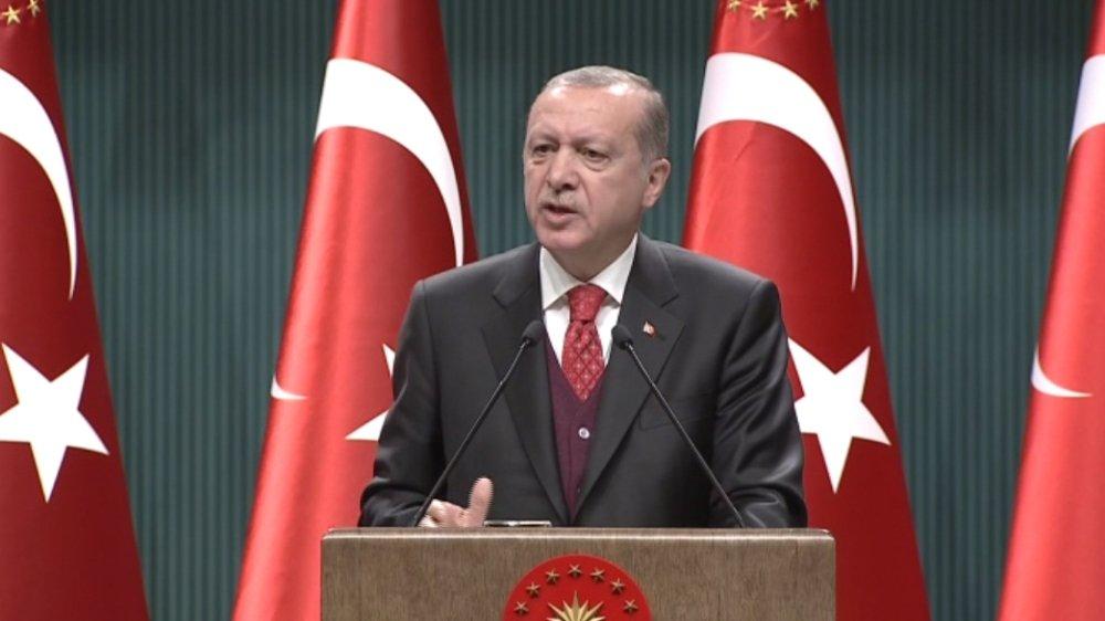 Erdoğan'dan Suudi Prense Yanıt