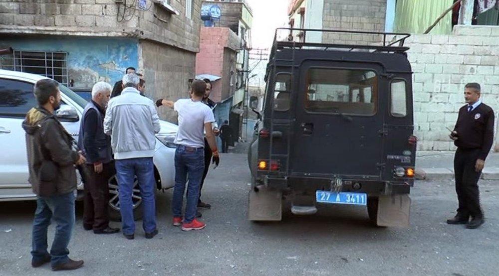 Gaziantep'te Akrabalar Arasında Kavga: 5 Yaralı
