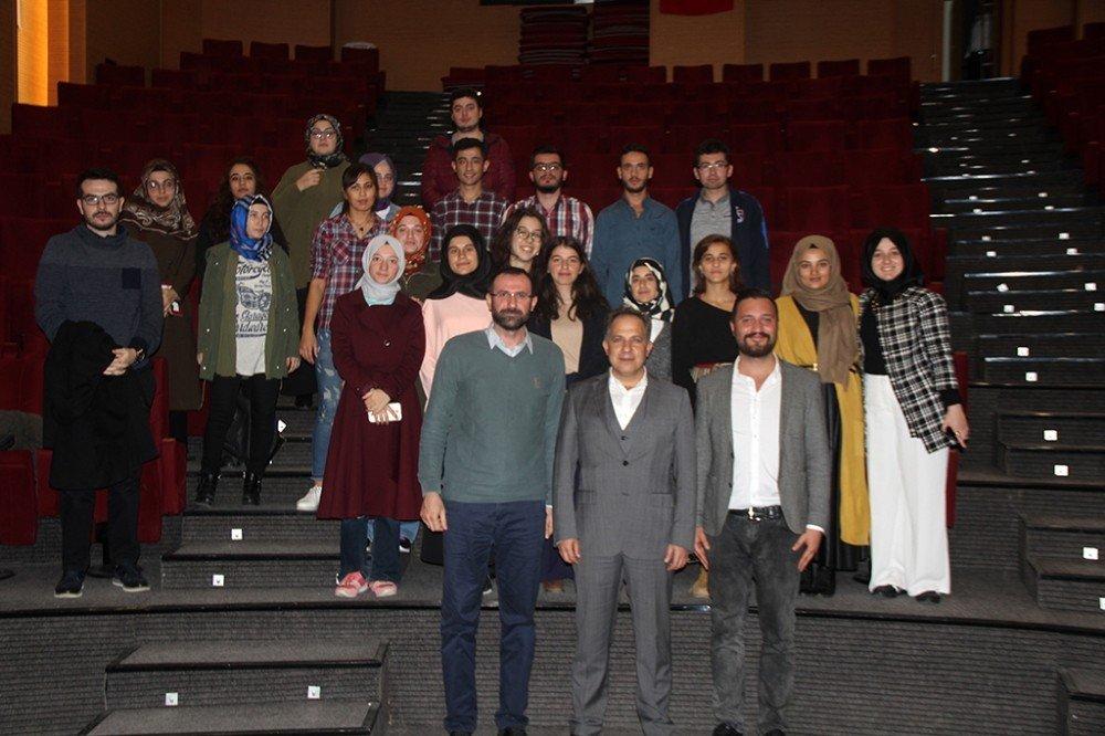Saü'lü Öğrenciler Yatırımları Gezdi