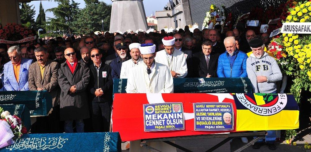 Mehmet Baturalp, Son Yolculuğuna Uğurlandı