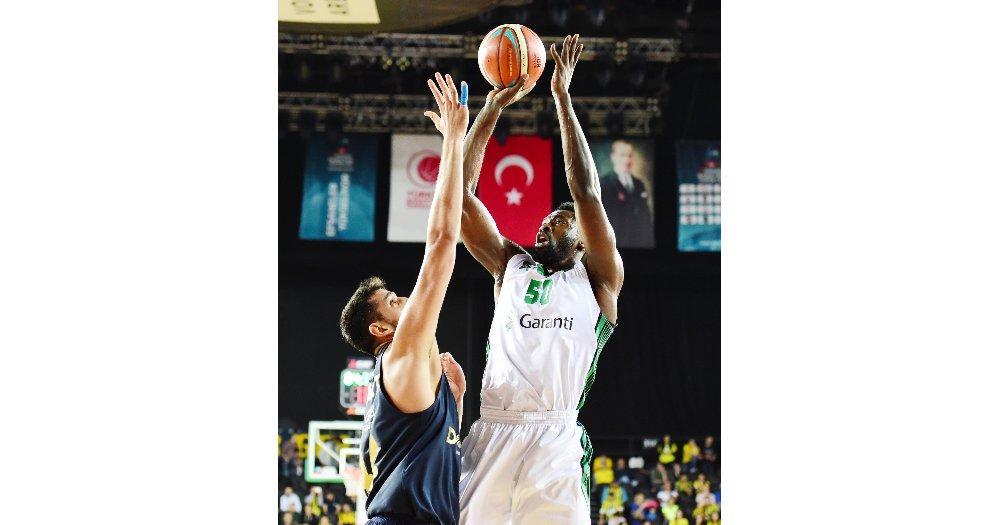 Daçka Fenerbahçe'yi Devirdi