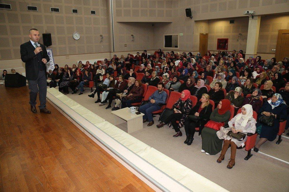 Ko_mek Aile Okulu Etkinlikleri Psikohekim Abdulhekim Yılmaz İle Devam Etti