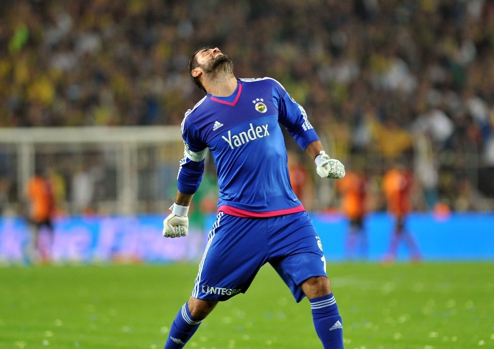 Fenerbahçe'de Kaleciler Güven Vermiyor