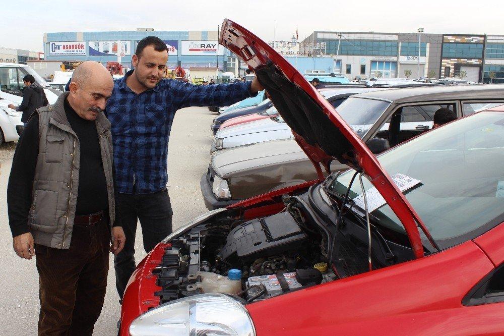 Akaryakıt Zamları İkinci El Otomobil Satışlarını Da Vurdu