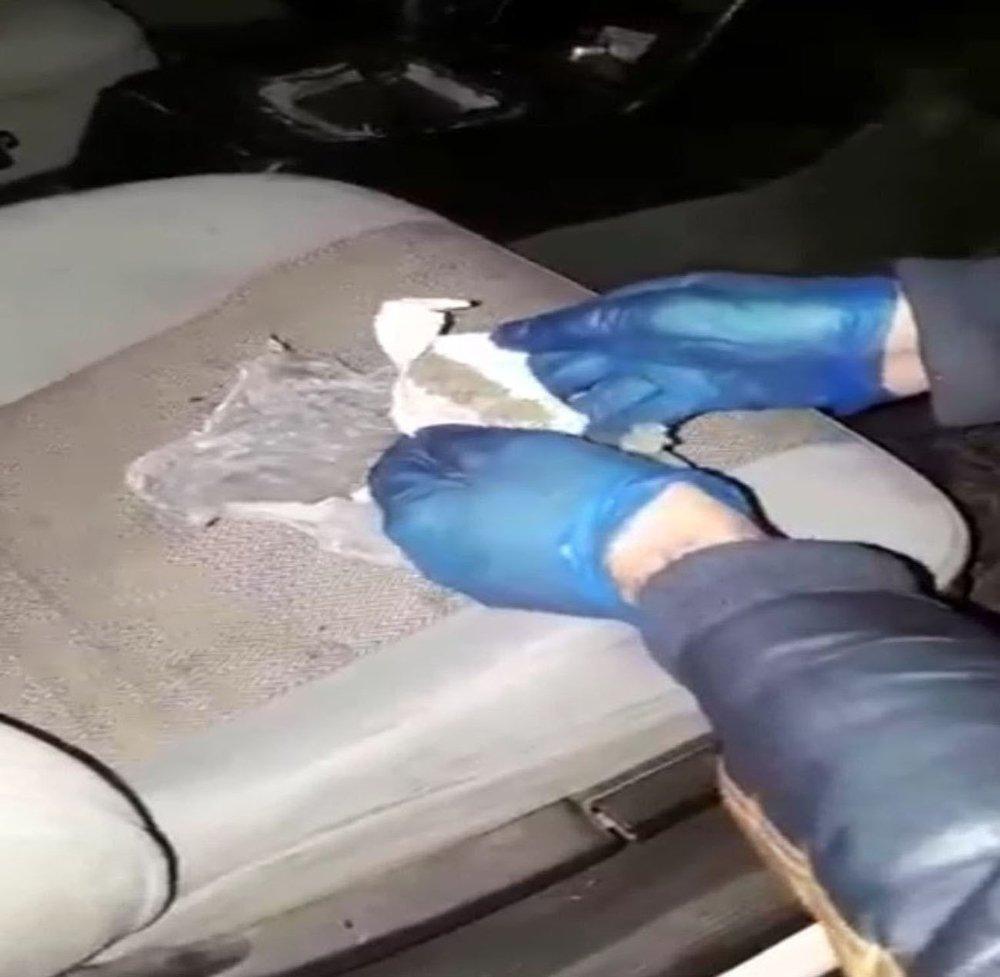 'Kayra'dan Uyuşturucu Tacirlerine Darbe