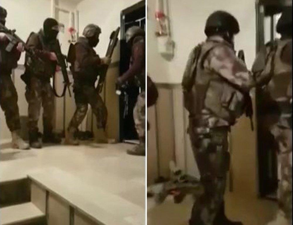 Van'da Terör Operasyonu; 11 Gözaltı