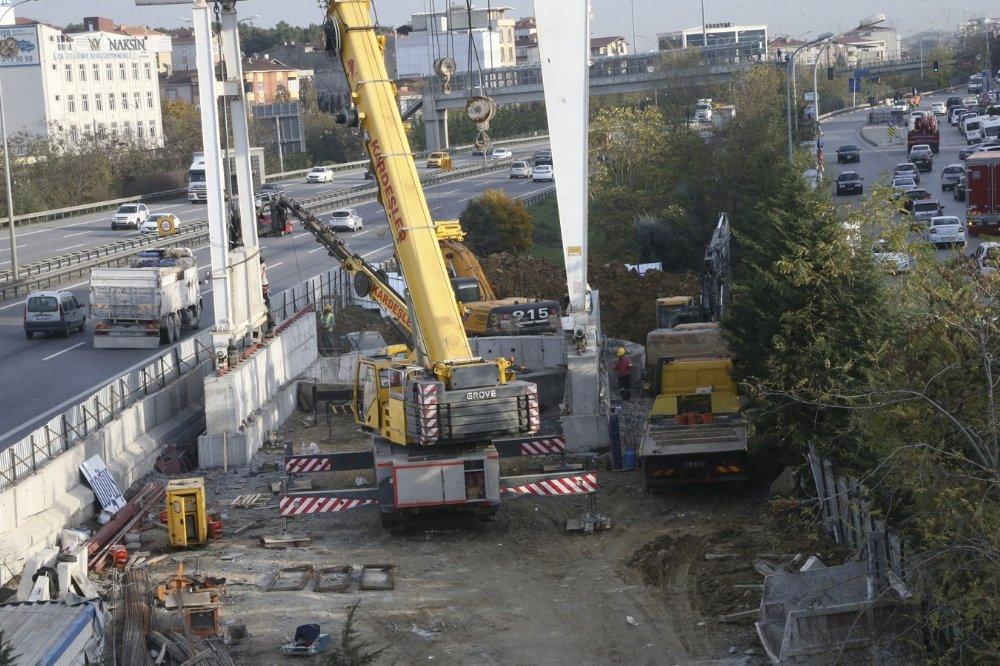 Sultanbeyli'de Metro Çalışmaları Başladı