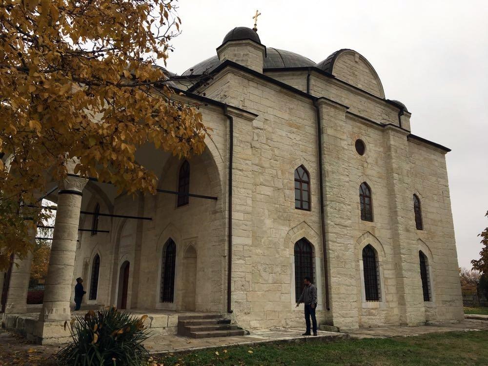 Ecdat Yadigarı 114 Yıldır Kilise Olarak Kullanılıyor