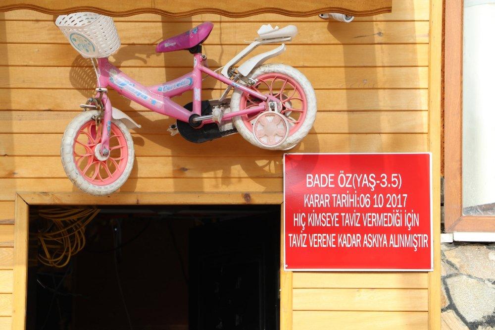 Rizeli Esnaftan Yeğenlerine Bisiklet Cezası