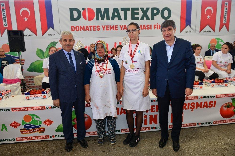 Rus Ve Türk Kadınlar Böyle Yarıştı
