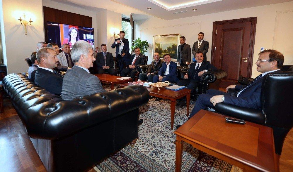 Bursa Yerli Otomobile Talip Oldu