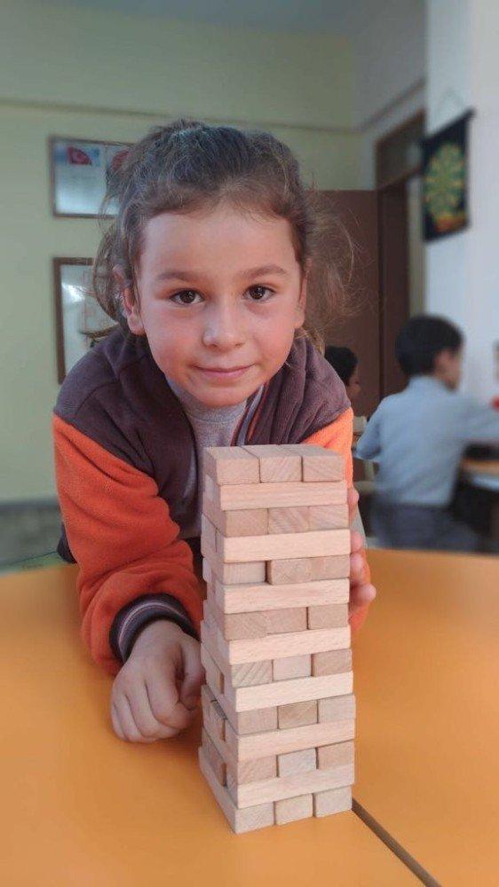 Balya'da Zeka Oyunları Sınıfı Açıldı