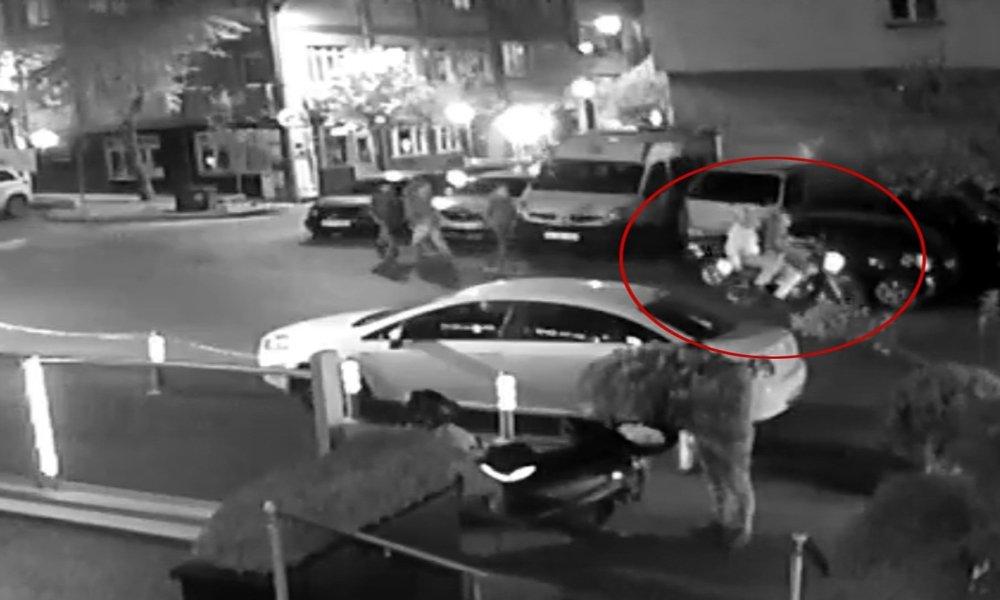 Kapkaççılar Kadını Metrelerce Sürükledi