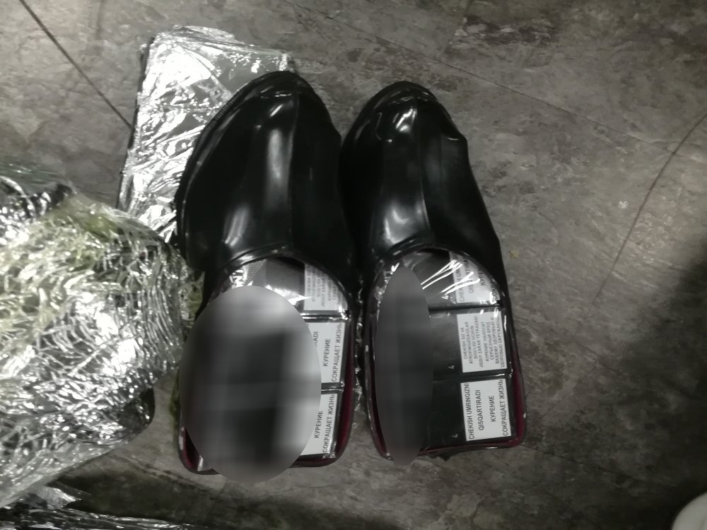 Havalimanında Ekmek Arasında Kaçak Sigara Şoku