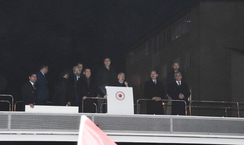 Başbakan Yıldırım'dan Hakkari'ye Müjde