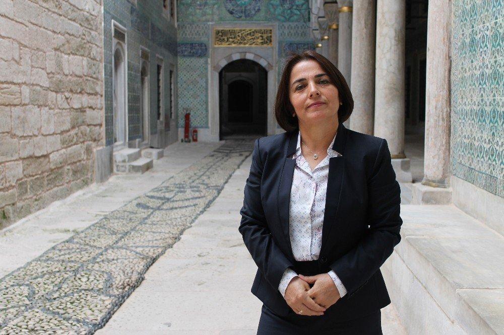 Topkapı Sarayı'ndaki Tarihi İhya Yakından Görüntülendi