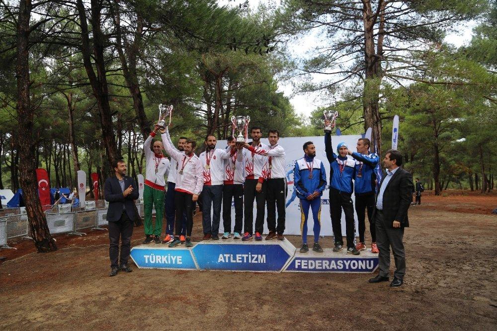 61'inci Balkan Kros Şampiyonası Tamamlandı
