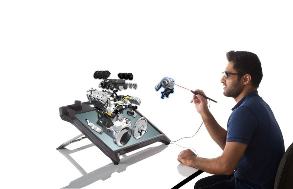 Sanal Gerçeklik Bilgisayarıyla Üç Boyutlu Deneyim Heyecanı Kocaeli Bilişim Fuarı'nda