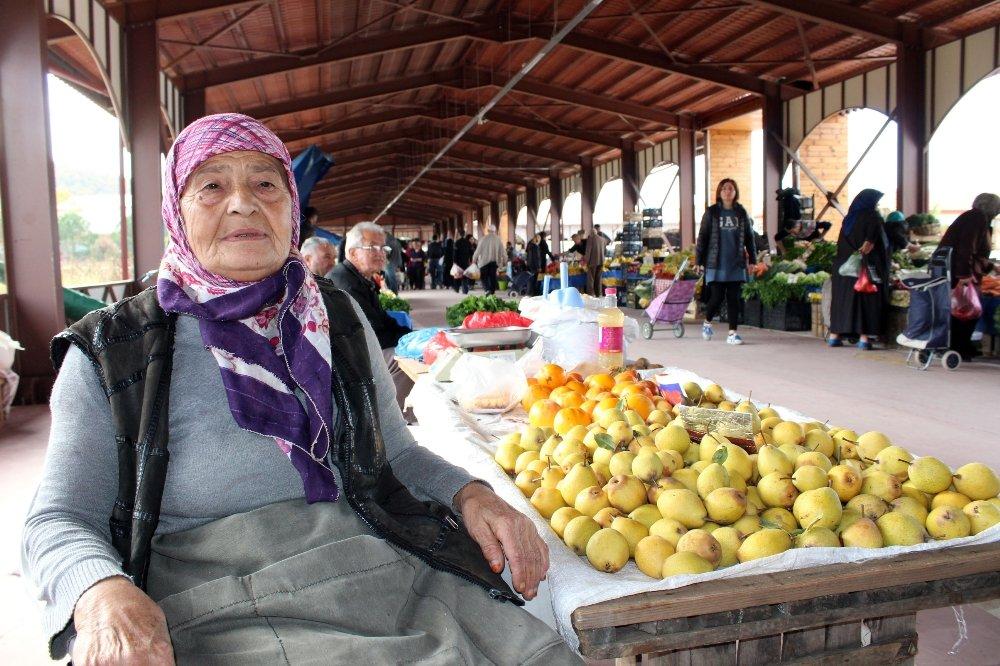Maşallah Fatma Teyzeye