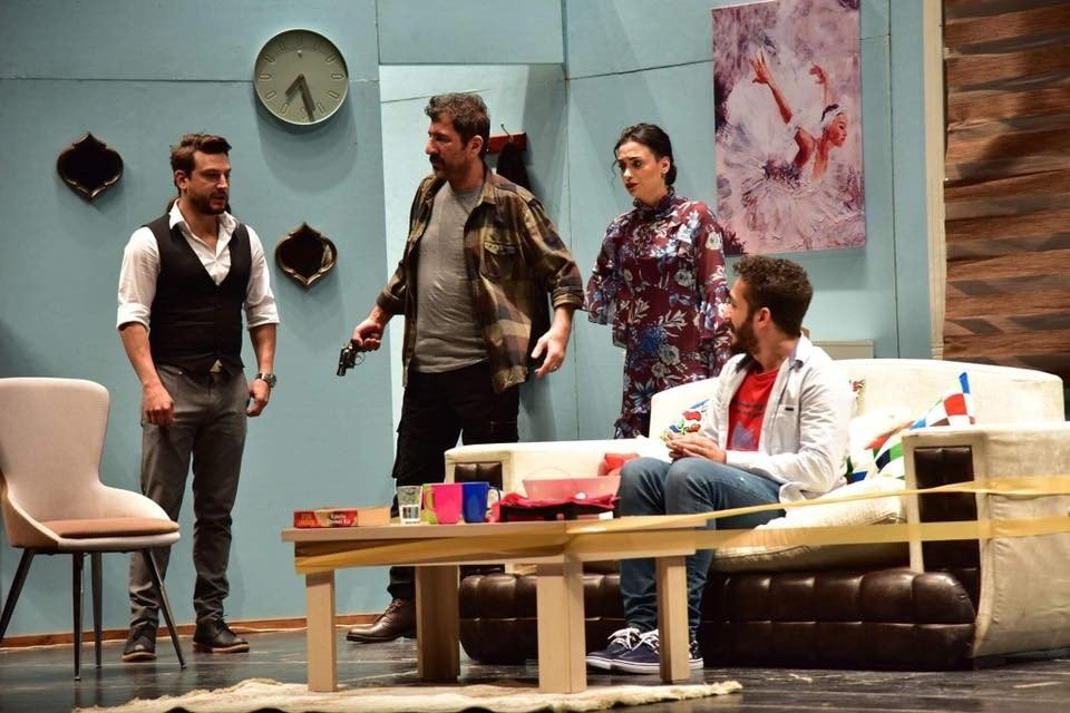 Usta Tiyatro Sanatçısı Nejat Uygur Bilecik'te Anıldı
