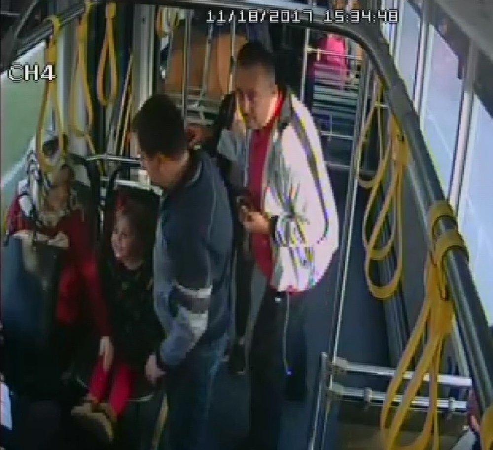 Otobüsteki Olayın Yeni Görüntüleri Ortaya Çıktı