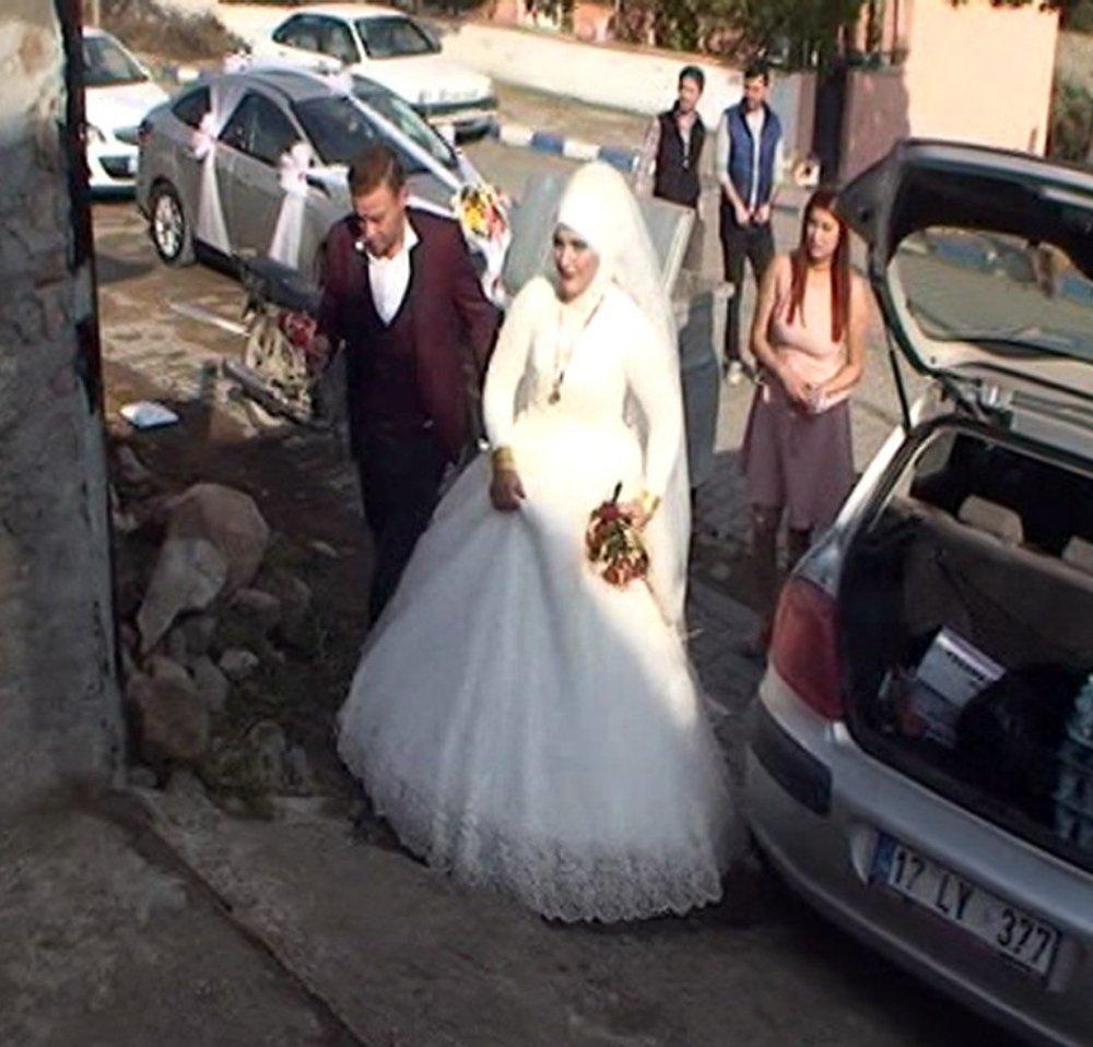 Düğün İşkencesinden Kaçan Damat Bulundu