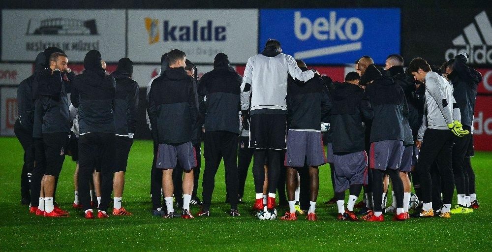 Beşiktaş, Porto Sınavına Hazır