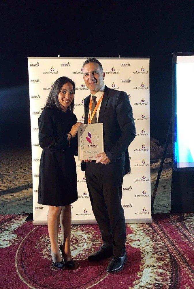 Gaü İşletme Bölümü Avrasya Ve Orta Doğu'da En İyi 50 Üniversite Arasına Girdi