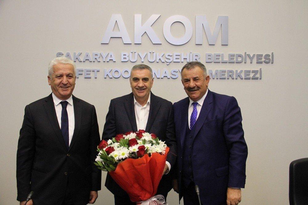Karasu'oa 75 Bin Ton Asfalt Atıldı