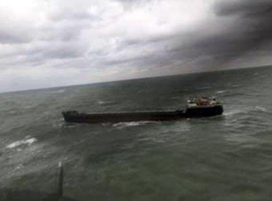 Rus Gemisindeki 6 Mürettebat Böyle Kurtarıldı