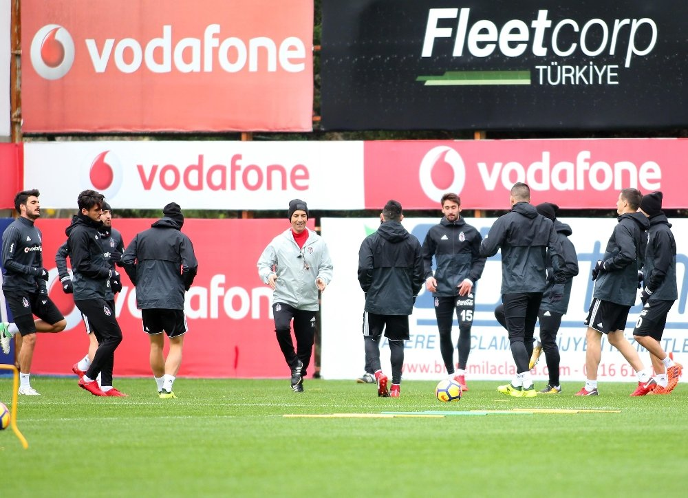 Beşiktaş Evkur Yeni Malatyaspor Maçı Hazırlıklarına Başladı