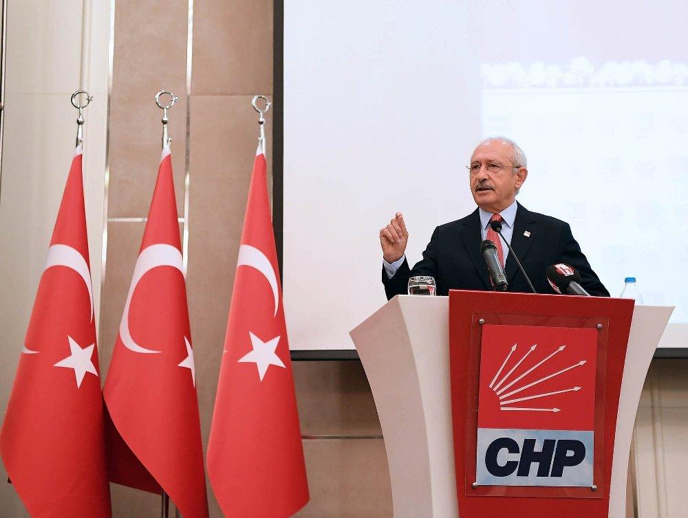 Kılıçdaroğlu Hedef Büyüttü: İstanbul'u Da, Ankara'yı Da...