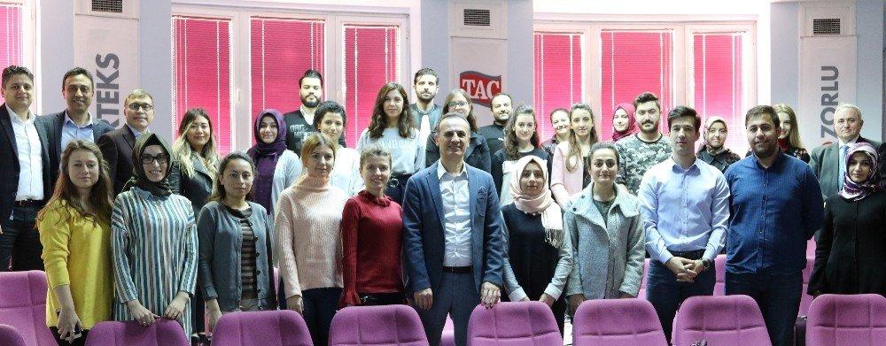 Geleceğin Ar-ge Personeli Uludağ Üniversitesi'nden