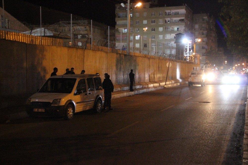Diyarbakır'da Cezaevine Saldırı