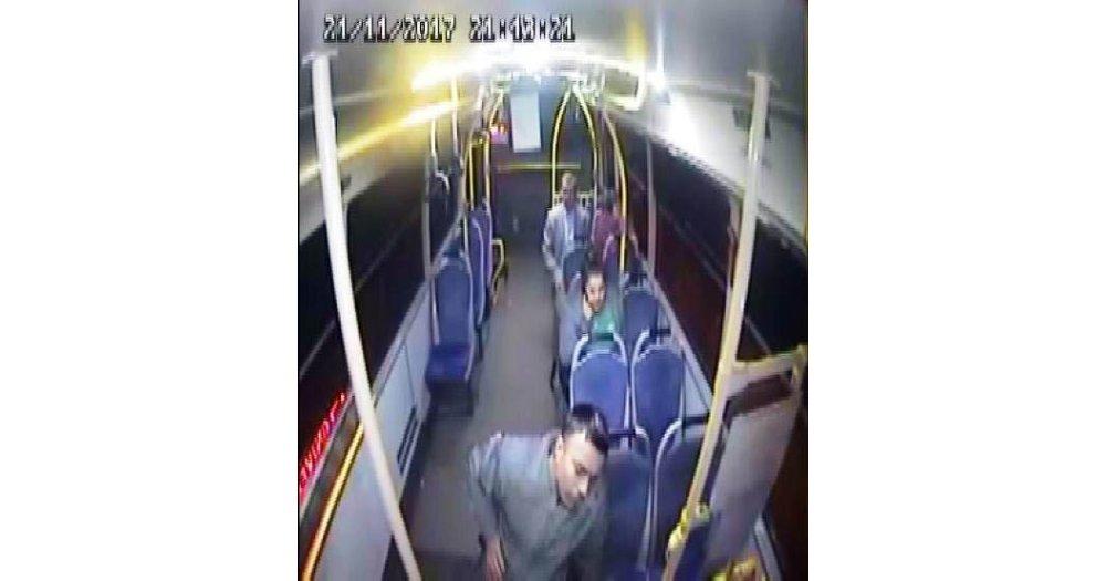 Rahatsızlanan Kişiyi Halk Otobüsüyle Acile Yetiştirdi