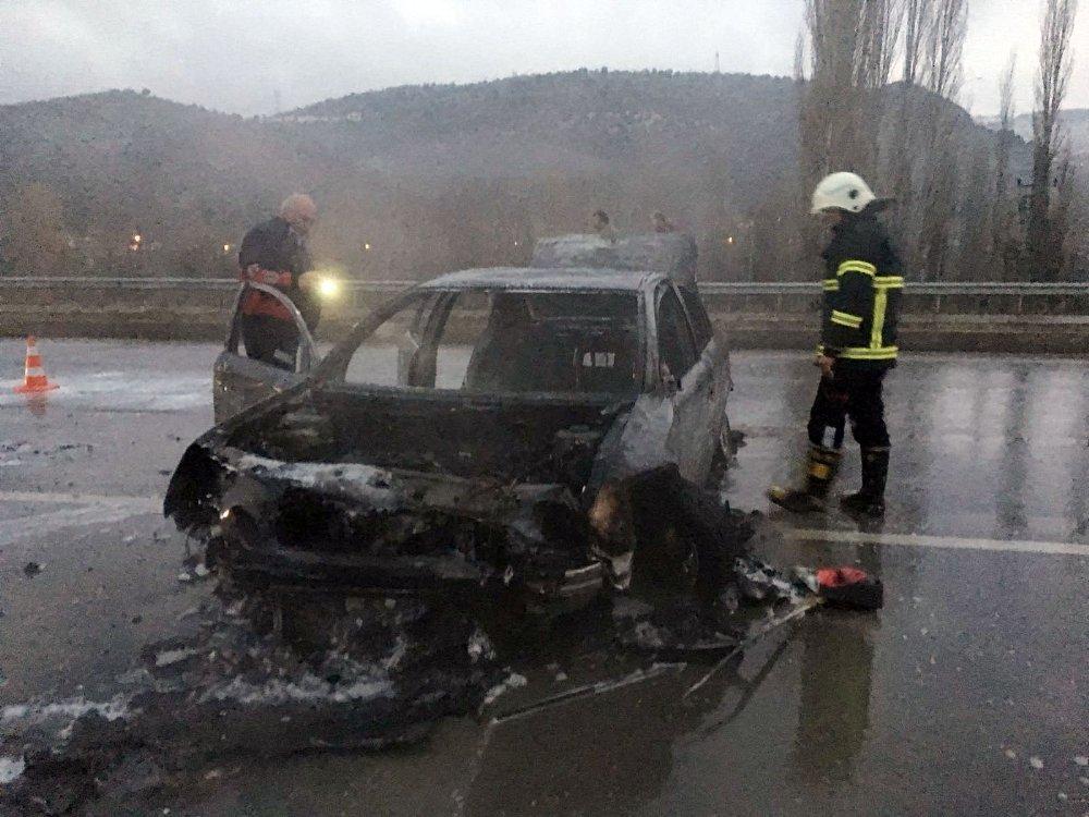 Amasya'da Trafik Kazası: 9 Yaralı