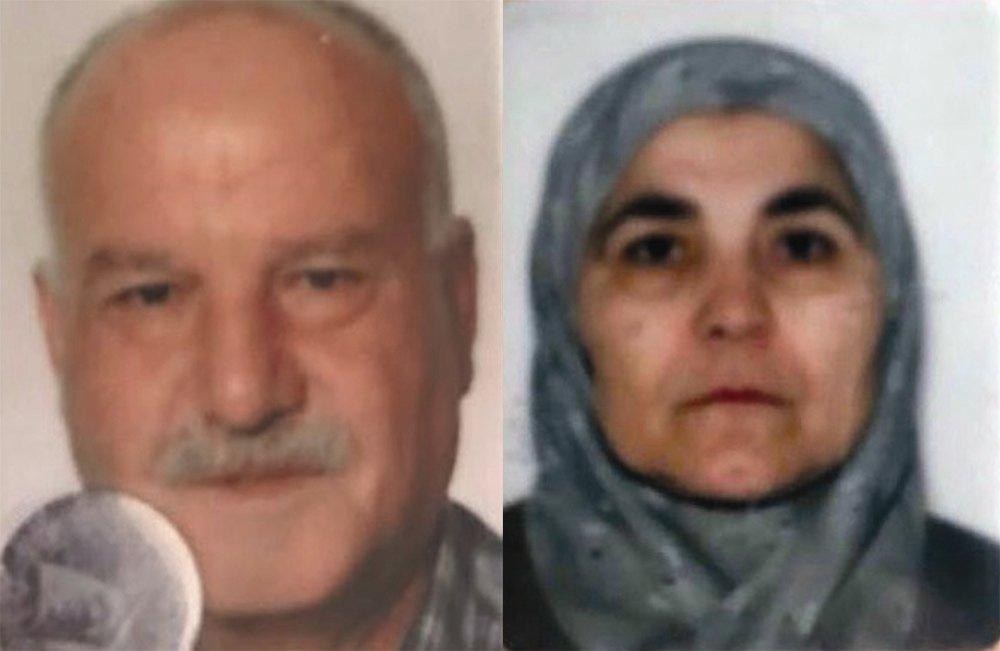 60 Yaşındaki Karısını Öldürdü, İntihar Etti